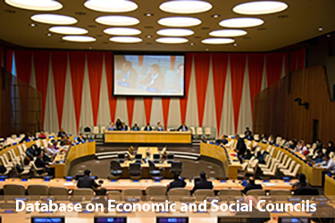 Database on Economic and Social Councils