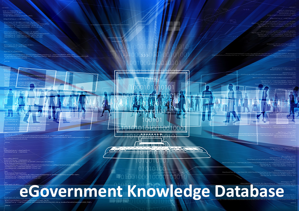 Egovernment Knowledge Database