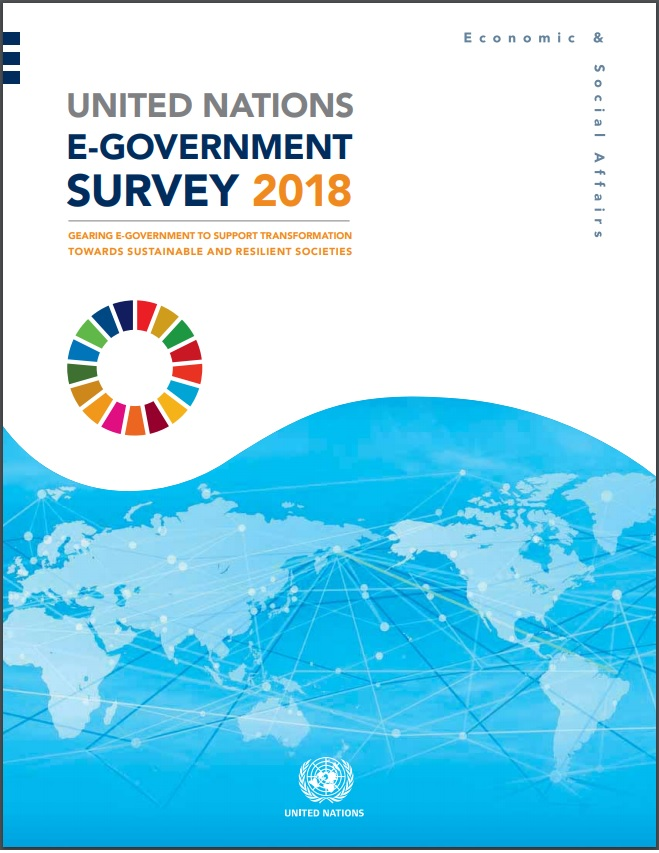 E-Government Survey 2018 publication